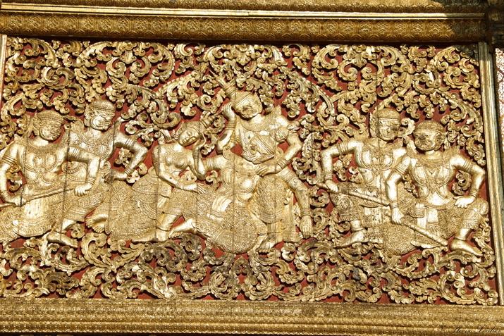 Vat Xieng Thong, Luang Prabang, Laos