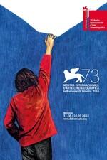 Affiche 73ème Mostra de Venise