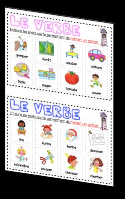 Le verbe (1)