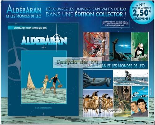 N° 1 Aldébaran & les mondes de Leo - Test