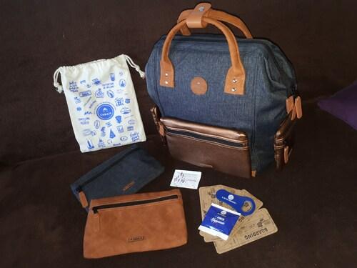 Mon sac à dos Cabaïa