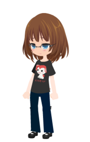 Les personnages de mes manga #4: Mélissa