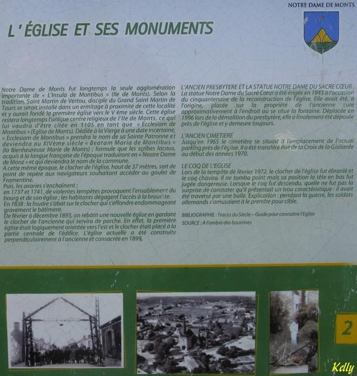 Pays-de-Loire Vendee eglise-ND-de-Monts 002