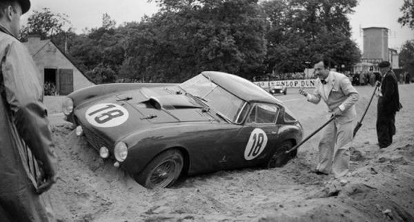 Le Mans 1954 Abandons II