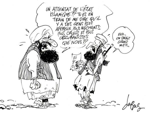 Rions de tout  : de la rentrée scolaire, du pass sanitaire, de la politique et même des talibans, pourquoi pas...