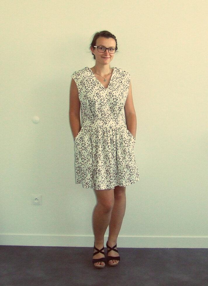 La robe Melinda de République du Chiffon