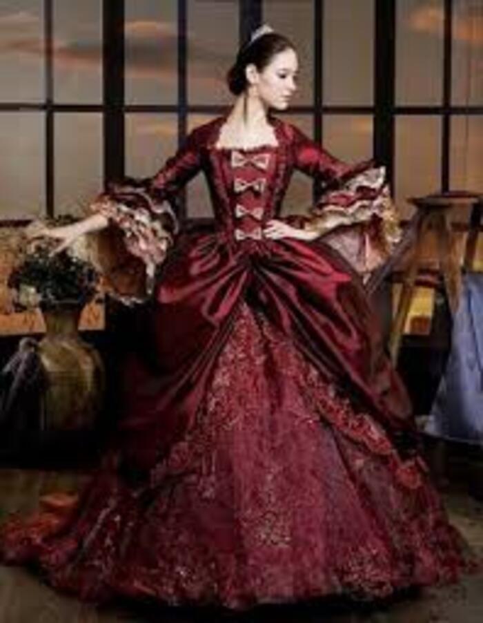 Costumes Tudor