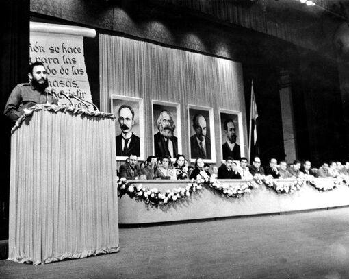 Un parti, celui de Fidel   (Blog de Danièle Bleitrach 5/10/20)