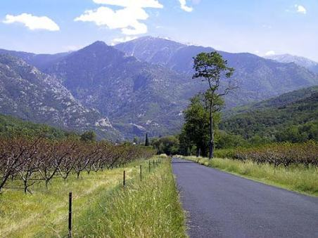 massif du Canigou
