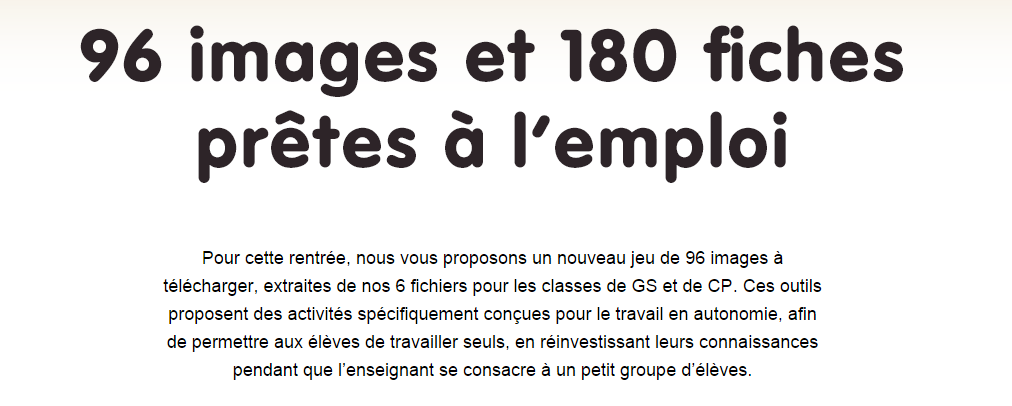 Gut gemocht Bon Plan 53 Imagier gratuit - ABCD LD63