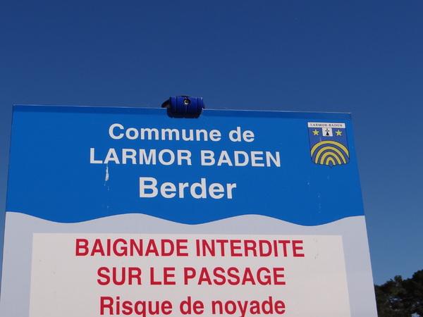 Ile de Berder - Larmor Baden - Morbihan