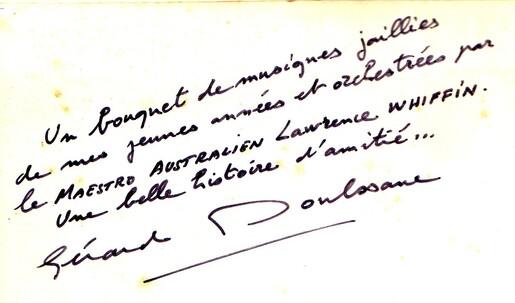 Gérard    Doulssane  :   La  poupée   sanglante   -  1976