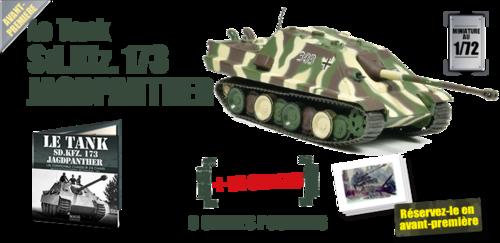 """Collection """"Les plus redoutables chars de la seconde Guerre mondiale"""" - Avant-Première"""