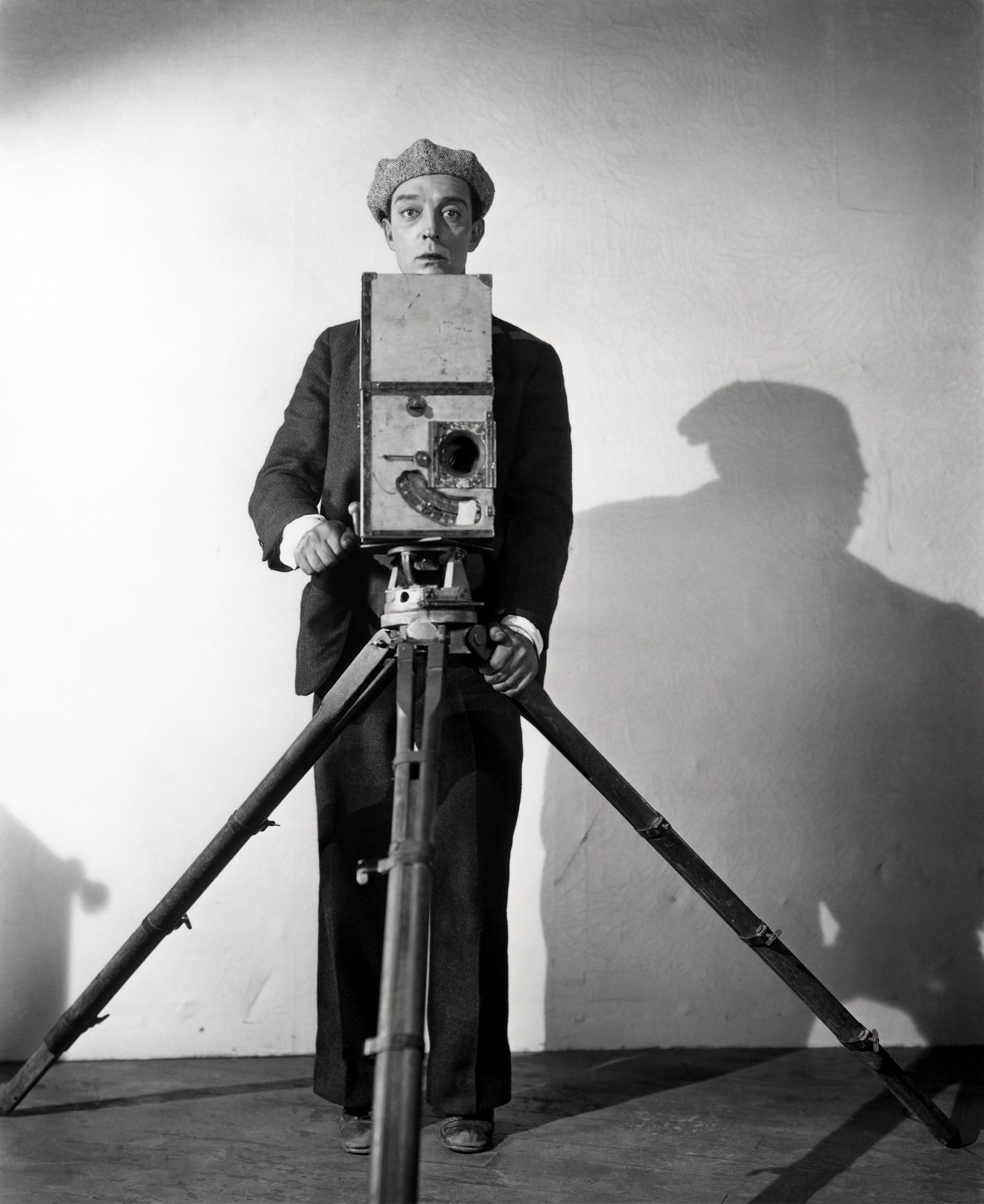 <p>Le Cameraman (The Cameraman, 1928)</p>