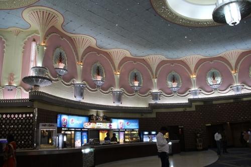 Au cinéma, à Jaipur