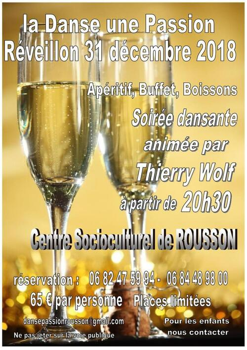 Agenda Rousson