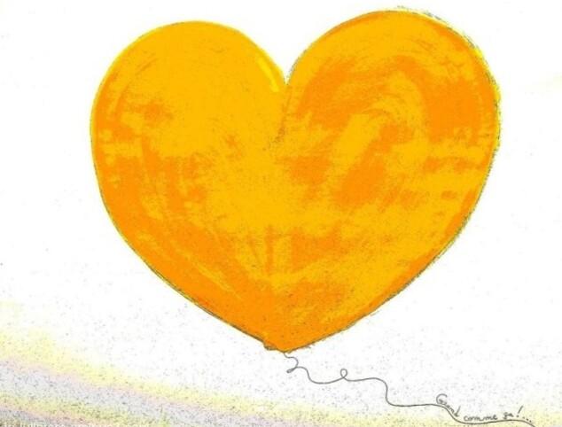 gd comme ça orange marbré aminus 3