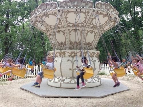 Sortie de fin d'année des Maternelles à Animaparc
