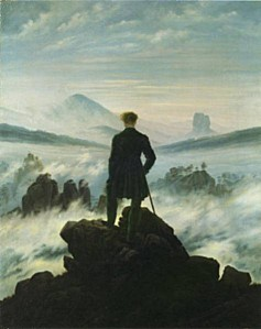 friedrich wanderer-sea-fog