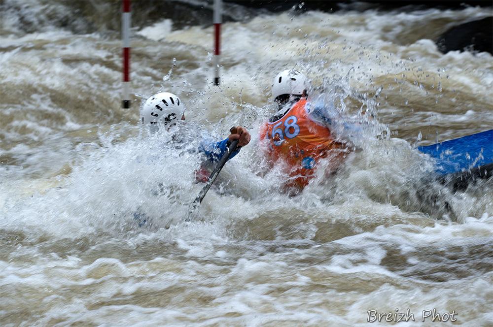kayak roches du diable - tandem et rapides