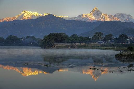 plus belles montagnes himalaya annapurna