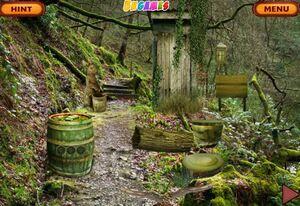 Jouer à Trekking forest escape