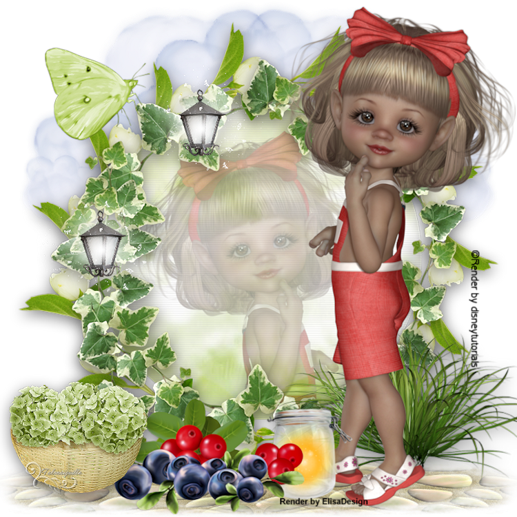 *** 139 - Summer Berries ***