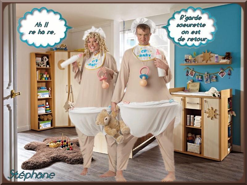 Défi pour Maman  & Pause vacances du 2 au 27 Aout !!