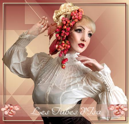 FAU0018 - Tube femme automne