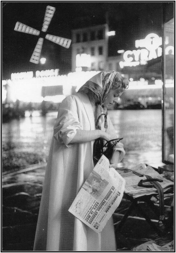 """Daniel Frasnay, """"Le plus célèbre des photographes inconnus""""."""