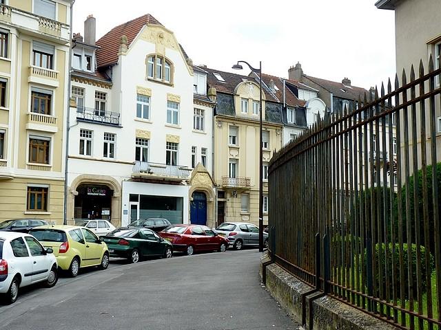 Nouvelle ville à Metz 25 Marc de Metz 08 07 2012