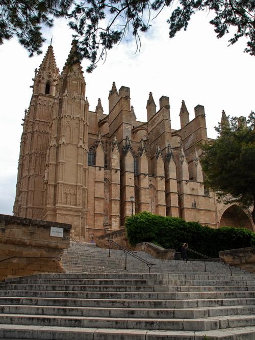 la cathédrale de Palma de Majorque - de seu