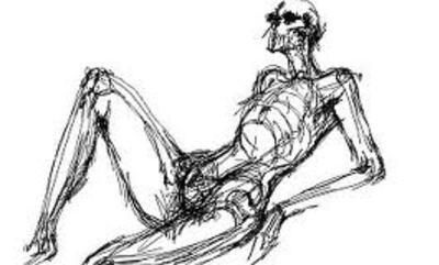 Comment dessiner une femme habillée en commençant par le... squelette ?