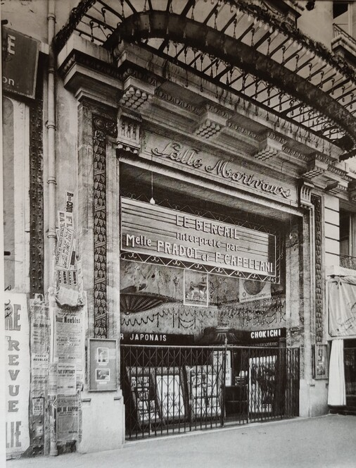 box-office du Marivaux - De 1934 à 1942
