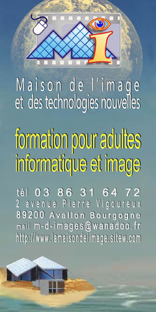 FLYERS -  AFFICHES - CARTONS D'INVITATION