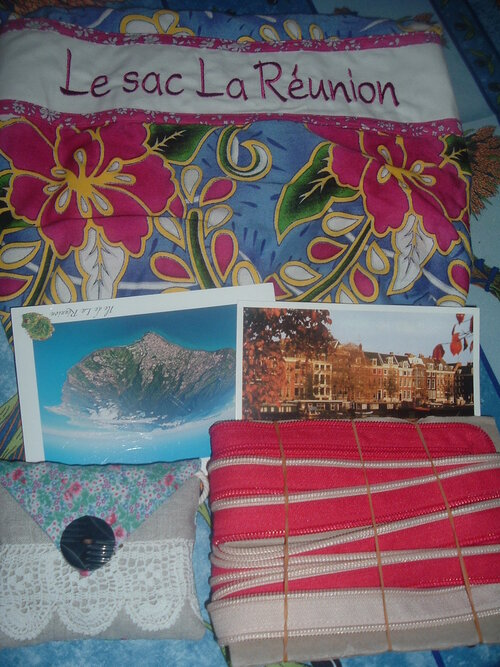 sac cadeau de la Réunion