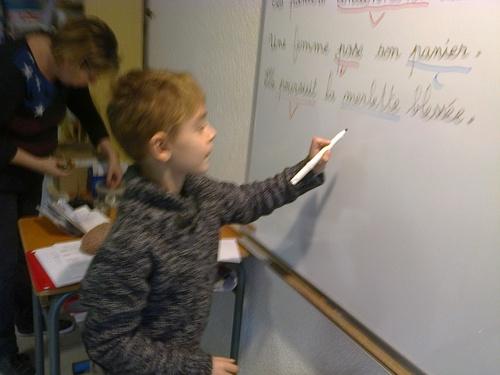 CE1 : révisions grammaire et conjugaison
