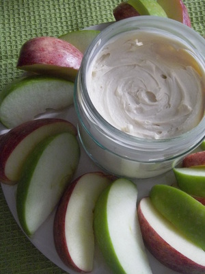 Apple Dip { Cream Cheese}