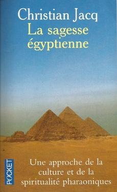 La sagesse égyptienne