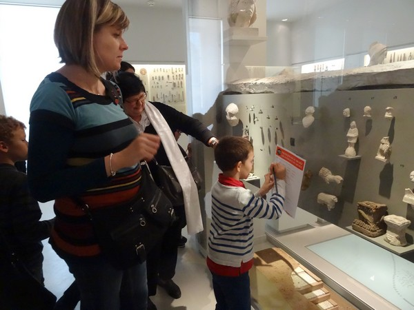 Venez tous jouer avec l'Histoire au musée !