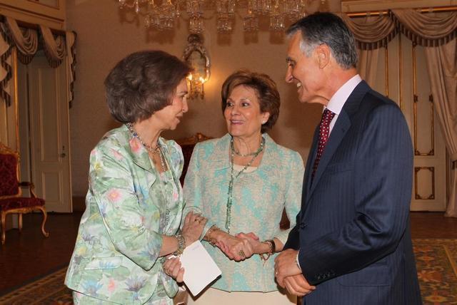 Sofia au Portugal