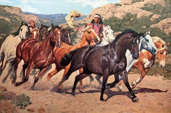 Into Apache Land