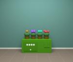 Cactus Cube - Nicolet