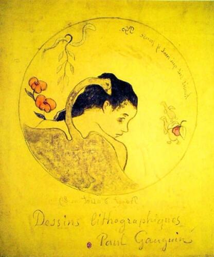 Gauguin, Leda et le Cygne