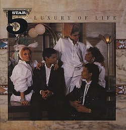 Five Star - Luxury Of Life - Complete LP
