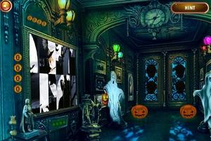 Jouer à 8B Halloween house escape