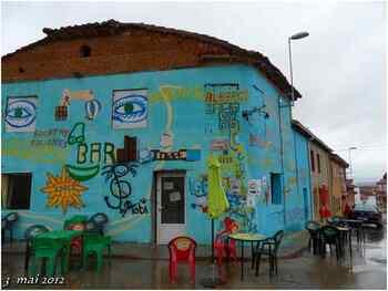 (J29) Mansilla de las Mulas / Calzadilla 3 mai 2012