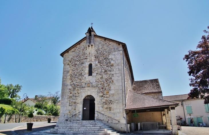 +église Saint-Martin - Milhac-de-Nontron