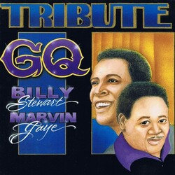 G.Q. - Tribute To Marvin Gaye & Billy Stewart - Complete CD