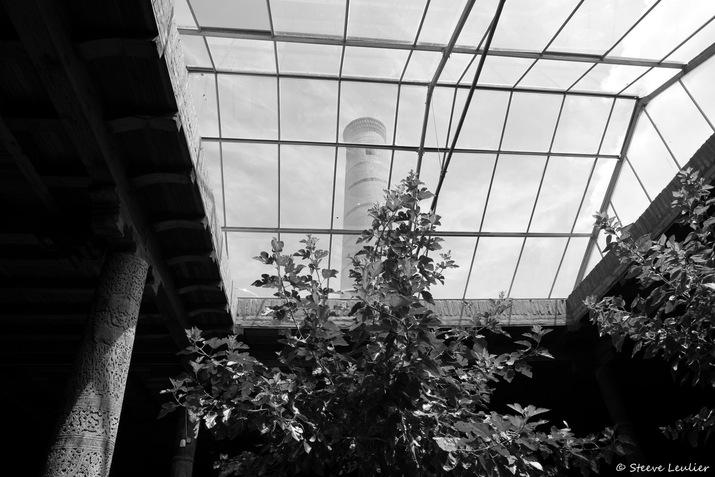 Photos en noir&blanc, Itchan Kala, Khiva